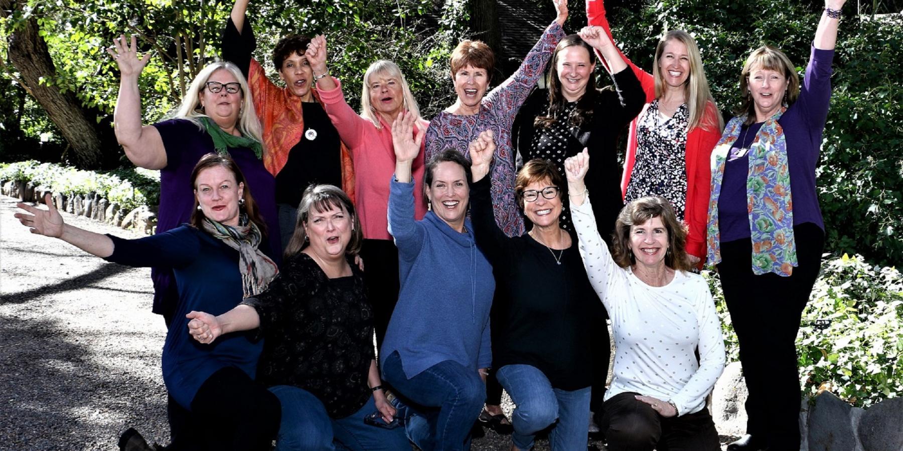 Sedona Women's Institute Master Facilitator Training Graduates
