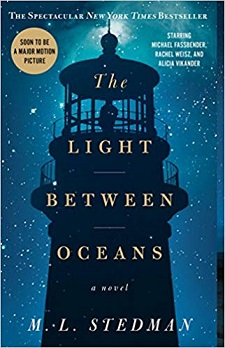 The Light Between to Oceans by M.L. Stedman