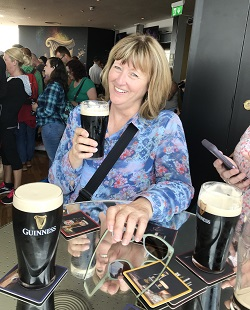 Gravity Bar at Guinness Storehouse
